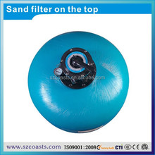 Hot sales products sand filter used in swimming pools, massage pools, factory price