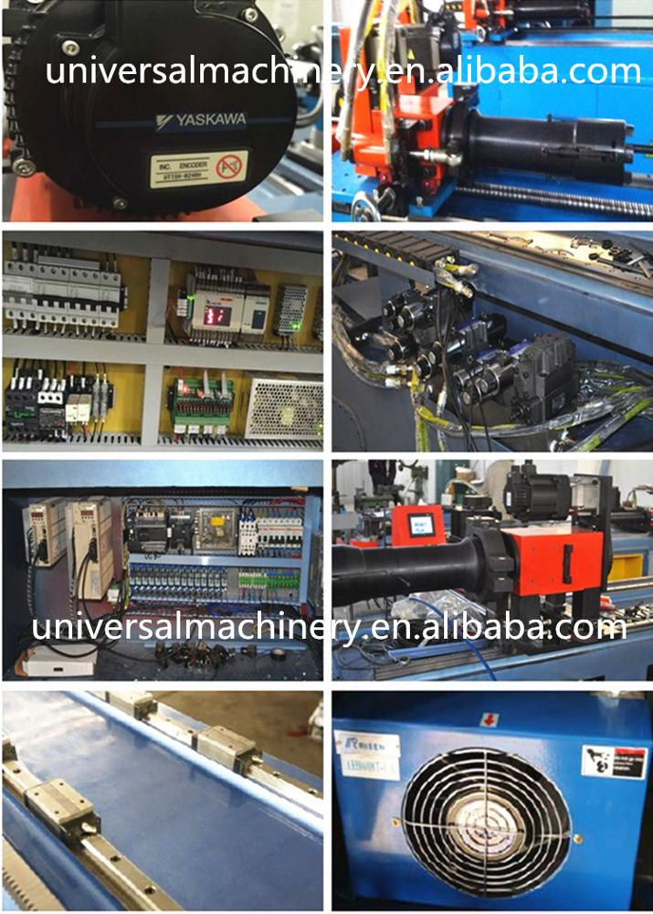 China factory price UM 38CNC full automatic Pipe Bending Machine Manufacturer