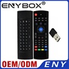 Enybox High quality MX3 Keyboard 2.4G Remote Control Wireless Keyboard+Air Fly Mouse+IR Remote Control For XBMC Android Mini PC