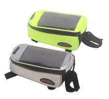 PVC transparent bicycle bags outdoor cycling bike bag