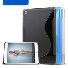 wholesale back cover for ipad mini smart case