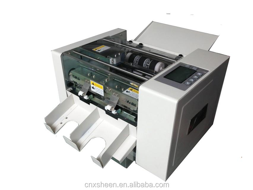 A3/A4 automatic business card cutter,electric business card cutter ...