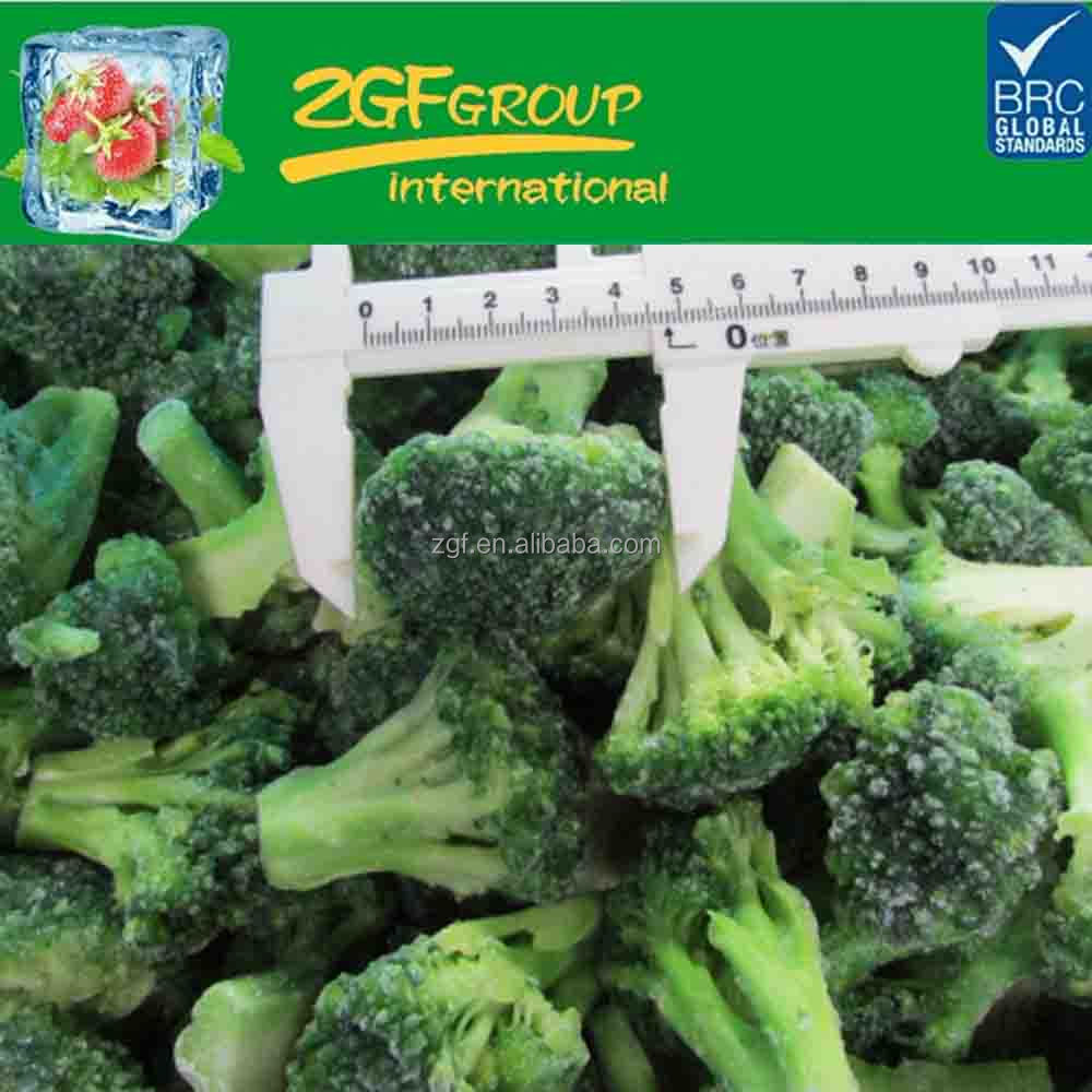 New season high quality frozen broccoli hot sale