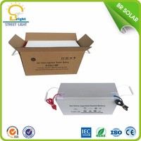Well Preserved Used High-efficiency lithium battery 12v 60ah