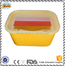 Plastic Sharp Container/Medical Waste Box