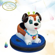 Pictures Quality Guaranteed Cute Design White DOG Mini Rider Ride On Toy For Children