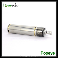 Rda Atomizer china supplier best price Popeye airflow control colorful reduce chamber 26650 mod