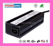 Li-ion Battery Charger 24V 10A lithium Smart Charger 46V 12A