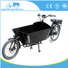Two wheels cargo bicycle Family cargo bike for sale