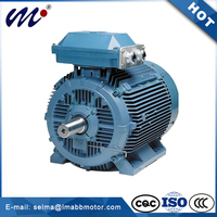 General purpose Pulp & Paper line use low voltage abb motor 10 hp