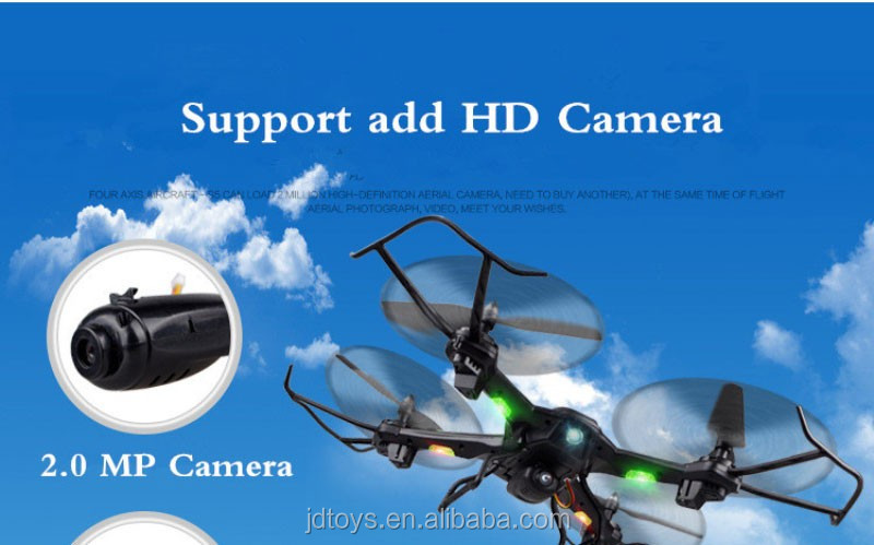 High Quality S5 RC Drone 2.4g 4ch 6Axis Gyro WIFI Camera Helicopter Toys for kids