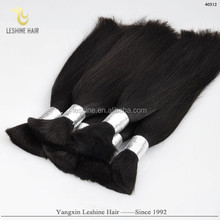 Hot Sale Could Be Dyed Can Be Curled Full Cuticle Can be Dyed human hair bulk bulk buy from china