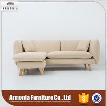 Japanese style latest design office sectional sofa