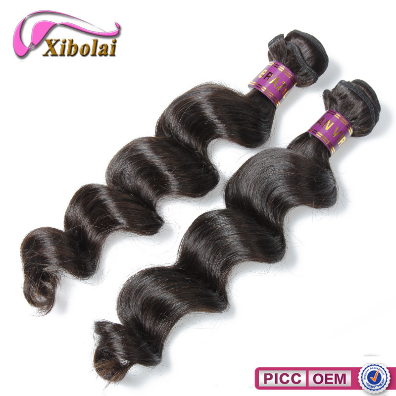 Wholesale price 6A grade Brazilian hair sites 100% virgin human hair weave