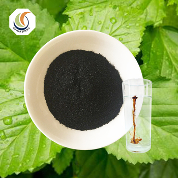 High quality Organic Fertilizer Powdered Potassium Humate