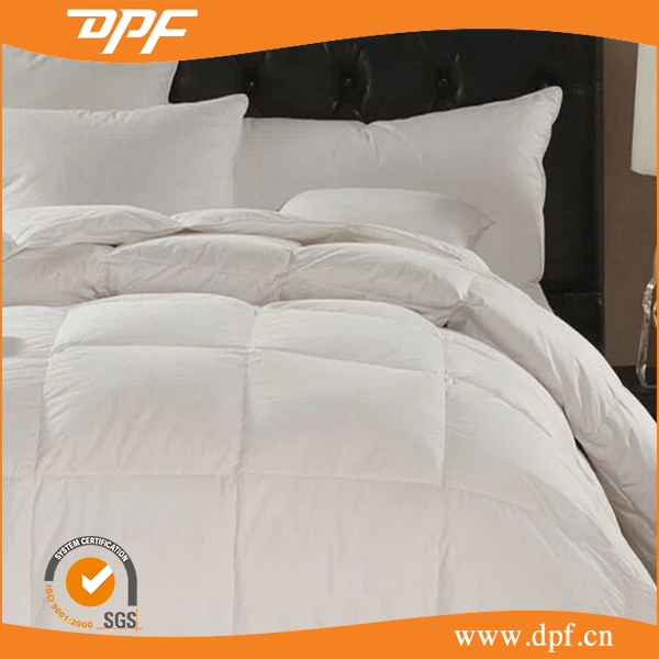 High quality round bed comforters duvet from china supplier