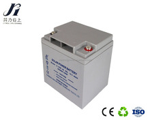 lead acid rechargeable 12v 40ah deep cycle gel battery for home used