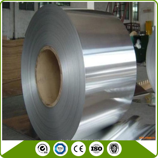 Stainless Steel Coil strip 201 202 Cold Rolled 2B Finish surface protection film for stainless steel