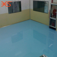Yellow Industrial Floor Paint Epoxy Floor Paint Northern Ireland