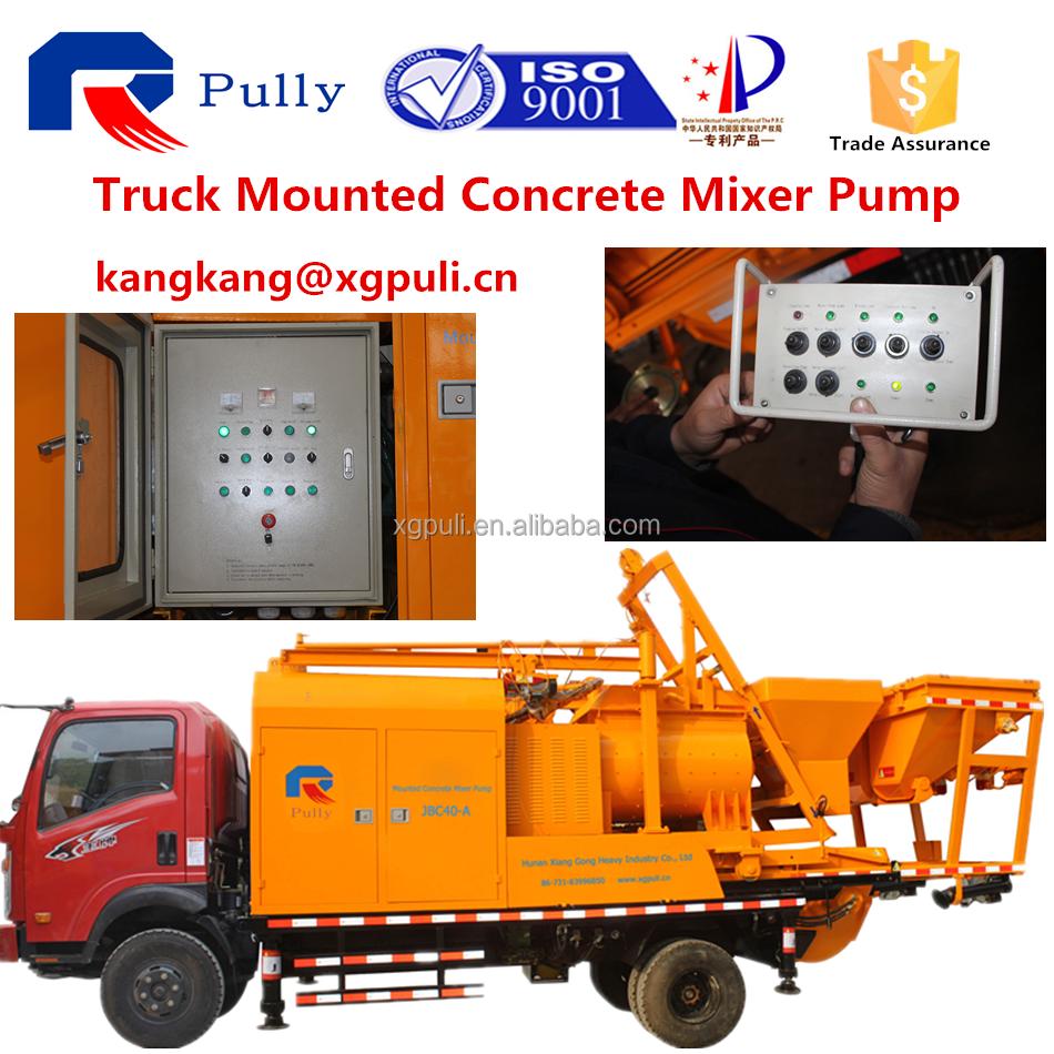 Wholesale concrete pumps trucks - Online Buy Best concrete pumps ...
