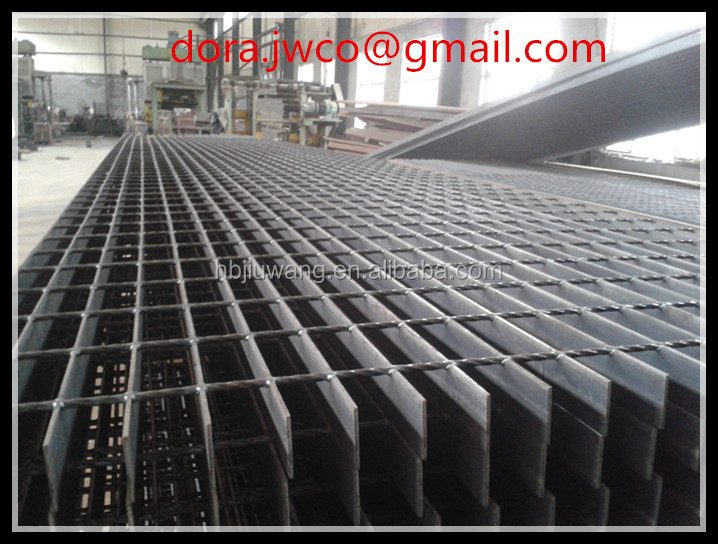 ss400 Grade and Steel Walkway And Floor Application steel Grating
