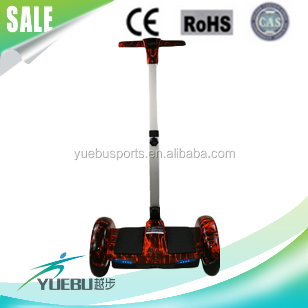 2016 best seller electric personal transporter vehicle off-road self balance scooter