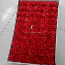 Carnation shape beauty soap flower