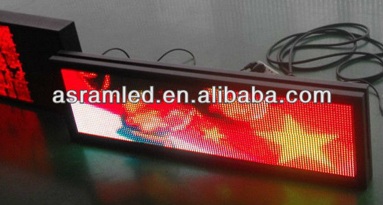 wholesale alibaba express cheap flexible portable outdoor digital full color led moving message sign