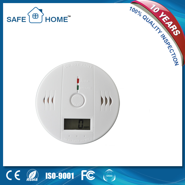 Best selling LCD display carbon monoxide detector SFL-508