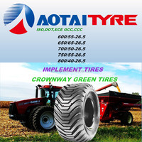 high quality 550/45-22.5 600/50-22.5 600/55-22.5 700/50-26.5 agri implement tire forestry tire