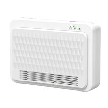 Remote control wall mount air purifier for office with ionizer