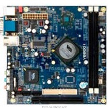 VIA C7 VB8001 Mini-ITX Motherboard VB8001 VB8001-16