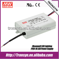Meanwell constant current triac dimmable led driver PCD-16-350(16W/350mA)