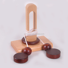 Newest Wooden String Puzzle Game Toy