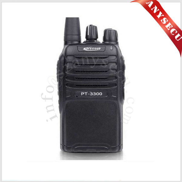 all band transceiver KIRISUN PT3300 Handheld police scanner Two Way Radio