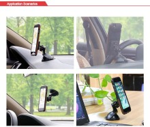 Made in China Universal Dashboard Mount Magnetic Cell Phone Support For Car