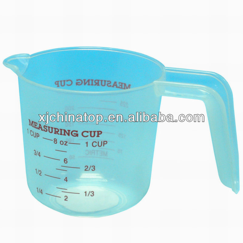 JK16031F Measuring tools 1 Cup Plastic Measuring Cup
