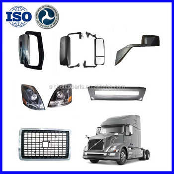SIDE Mirror For VOLVO VNL/VNM/VNX/VHD/VAH Truck DOOR Mirror HOOD MIRROR