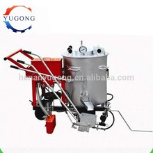 Skillful manufacture best selling hot melt road marking machine hot sale thermoplastic road striping equipment