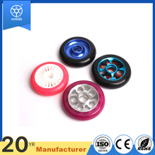Low price toy car caster rubber small plastic wheels