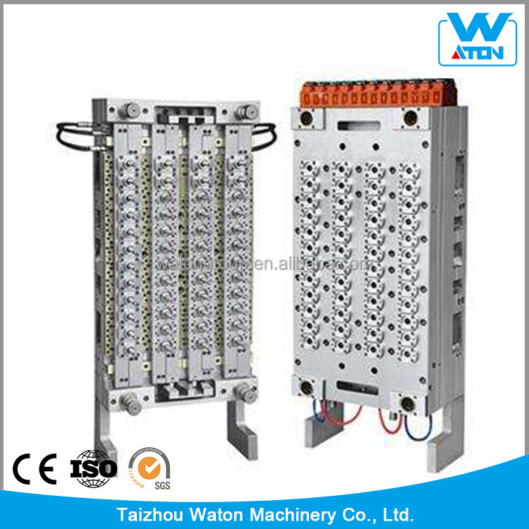 China Wholesale High Precision 16 Cavity Pet Preform Moulds
