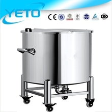 beverage, beer, chemical, medicine, sanitary class machine Vertical Stainless Steel 304 316 water Storage Tank