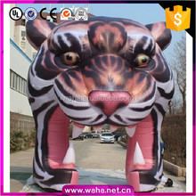 giant inflatable animal tunnel/shopping mall decoration