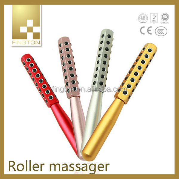 2015 Hot Sale Potable face lifting roller Germanium Massager
