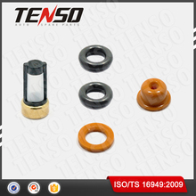 Fuel Injector Service Repair Kit Cap Rings Filter Seals Spacer SAAB 0280150432 TSKBO11 852-12124