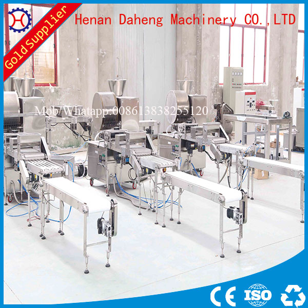 Automatic Spring Roll Wrapper Making Machine,Production Line