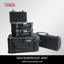 Waterproof Hard Plastic Case for Valuable Equipment