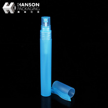 Conventional pen bottle 5ml refillable perfume atomizer