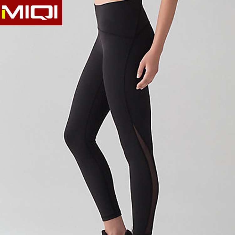 Top quality women fashionable custom printed design yoga pants
