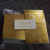 Customized Gold Foil Embossed Business Cards With Colorful Edges